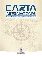 Visualizar v. 15 n. 1 (2020): Carta Internacional